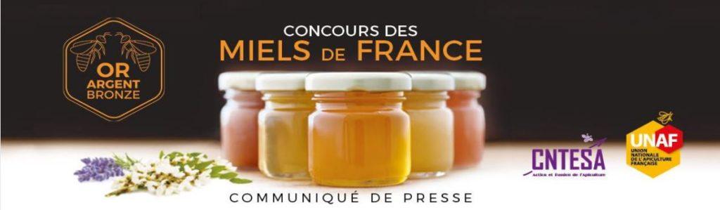 Concours Miels de France